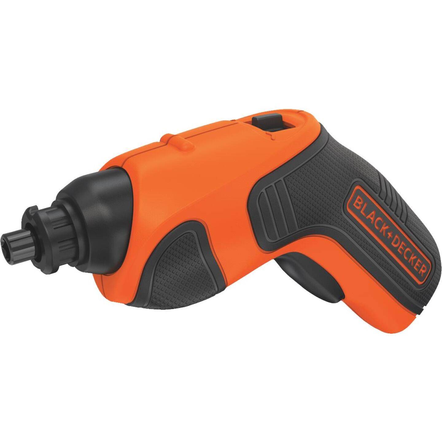 Black & Decker 4-Volt MAX Lithium-Ion 1/4 In. Cordless Screwdriver Image 3