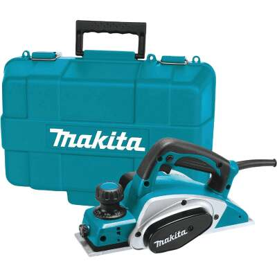 Makita 6.5A 3-1/4 In. 3/32 In. Planing Depth Planer