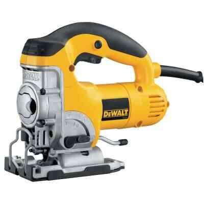 DeWalt 6.5A 4-Position 500-3100 SPM Jig Saw Kit