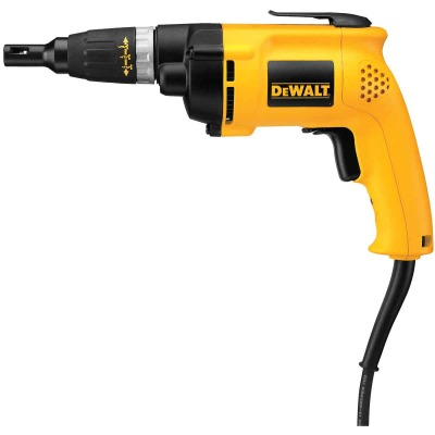 DeWalt 6A/2500 rpm #12 Electric Screwgun