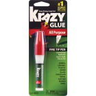 Krazy Glue 0.141 Oz. All-Purpose Pen with Squeeze Applicator Image 1