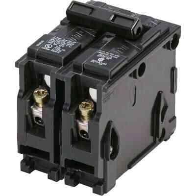 Connecticut Electric 50A Double-Pole Standard Trip Interchangeable Packaged Circuit Breaker