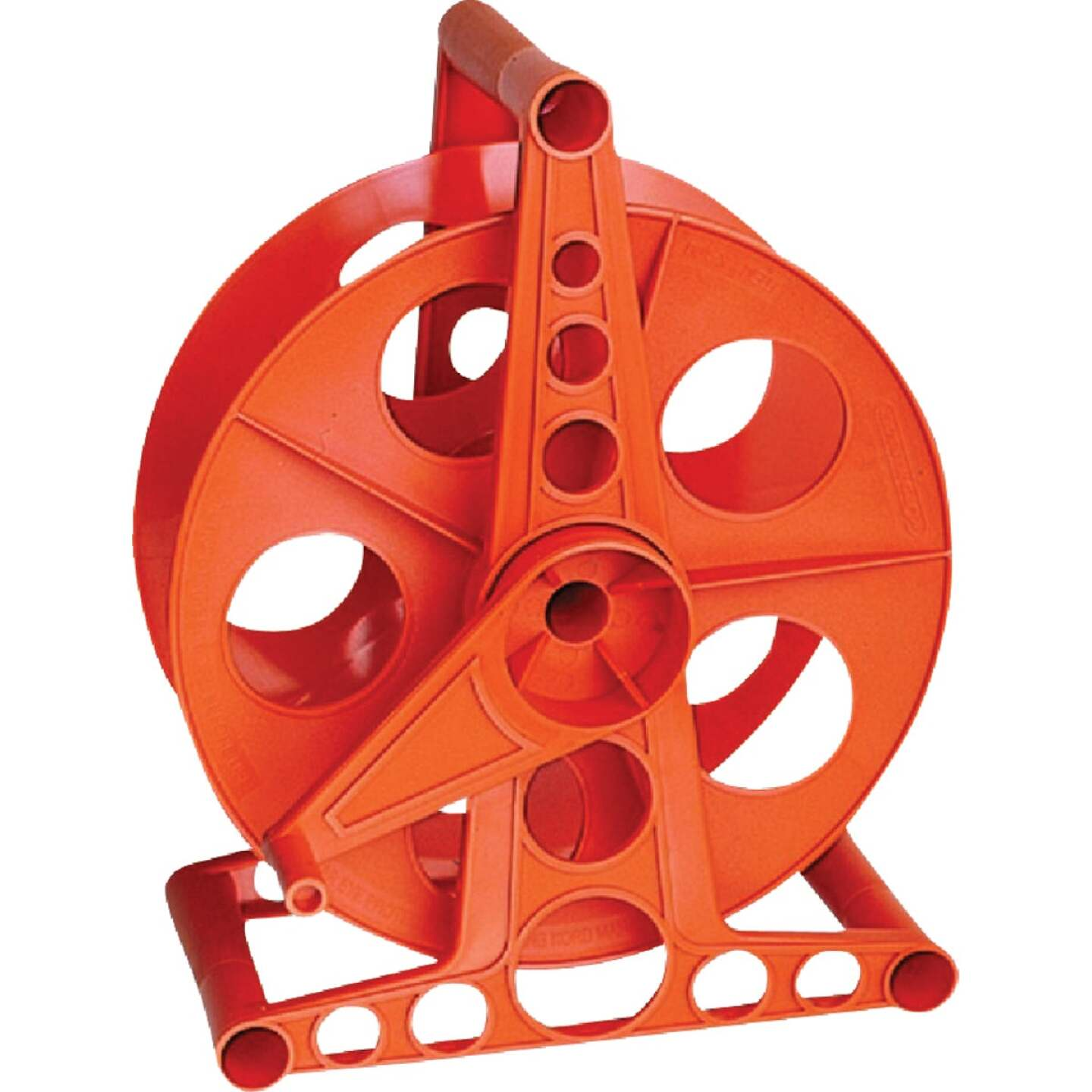 Bayco 150 Ft. of 16/3 Cord Capacity Plastic Cord Reel with Stand Image 1