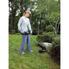 Black & Decker 12 In. 3.5-Amp Corded Electric String Trimmer Edger Image 3